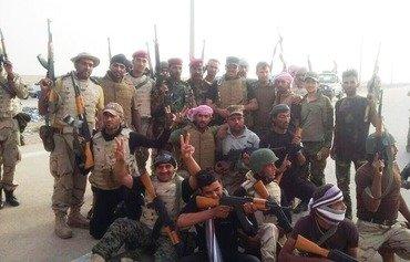 معركة الفلوجة توّحد العراقيين ضد داعش