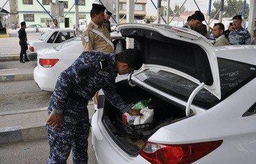 تشديد التدابير الأمنية في العراق خلال رمضان
