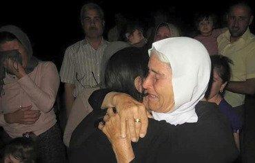 مركز يوثق شهادات ناجين إيزيديين