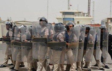 العراق يحصن سجونه تحسبا لأي هجوم من داعش