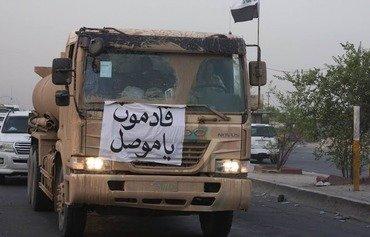 العراق يبدأ مرحلة جديدة في التقدم نحو الموصل