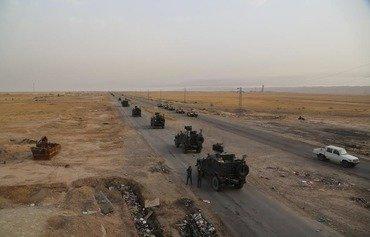 الجيش العراقي يفتح جبهة جديدة شمالي صلاح الدين