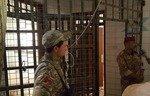 نیروهای عراقی زندانهای مخفی داعش را در فلوجه پیدا کردند