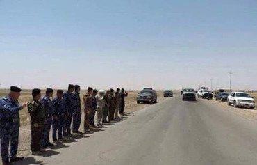 عشائر نينوى تشكل قوة جديدة لمحاربة داعش