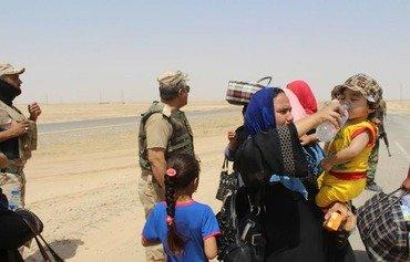 'انتصارات إستراتيجية' للجيش العراقي ضد داعش على طريق الموصل