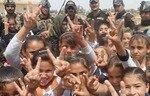 Retour des habitants à Ramadi après la défaite de l'EIIL