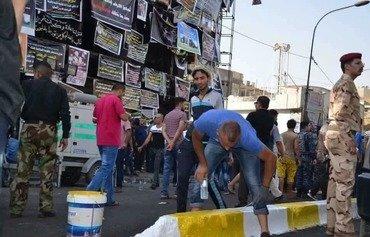 دولت به خانواده های حمله الکراده غرامت می پردازد