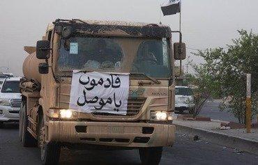 L'armée irakienne vise Mossoul avec l'arrivée de renforts