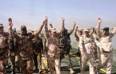 دانیشتوانی موسڵ لهگهڵ داعش بەشەڕدێن لەگەڵ نزیکبوونەوەی سوپای عێراق