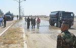 Major operations to rebuild Fallujah under way