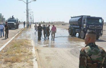 Grandes opérations en cours pour la reconstruction de Falloujah