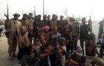 قوات الجيش والعشائر العراقية تهاجم آخر معاقل داعش بالأنبار