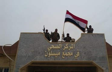 'النوادر' تظهر فعالية القوات المحلية في الحرب ضد داعش