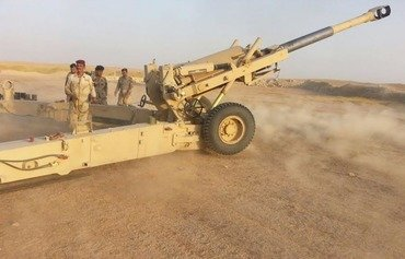 نفوذ داعش في العراق بانحسار مستمر