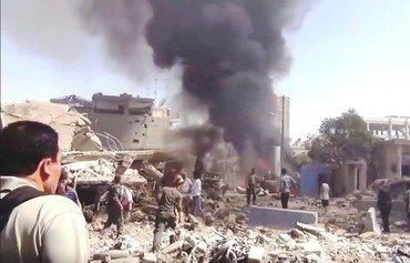 Syrie: condamnation des attentats de l'EIIL contre des civils à Qamishli