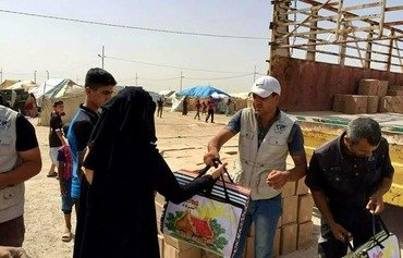 العراق يستعد لاحتواء أزمة نزوح من الموصل