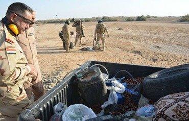 Nouvelle phase de la guerre avec la libération d'Al-Khalidiya