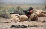 Hêzeke nû ji bo parastina sînorên Iraqê ji derbasbûna DAIŞ hat pêkanîn