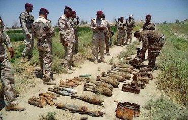 Les forces irakiennes s'emparent d'une route stratégique près de Mossoul