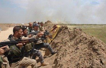 القوات العراقية تستعد لمعركة تحرير الحويجة
