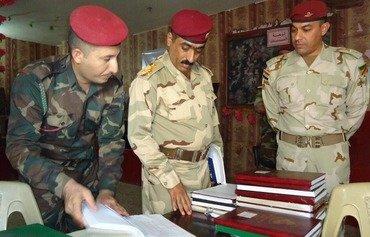 الجيش العراقي : لدينا أسماء عناصر داعش بالموصل