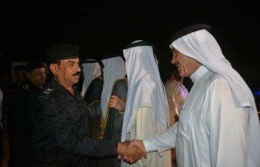 Êlên Enbarê soza piştgiriya hêzên Iraqî didin