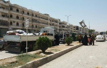 Jiyan vedigere Menbica Sûriyê piştî derxistina DAIŞ