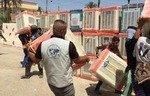 Les irakiens déplacés retournent à leurs maisons en masse