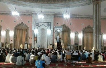 Ramadi celebrates first Eid al-Adha after ISIL