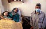 تفشي مرض التهاب السحايا يفاقم المشاكل في مضايا