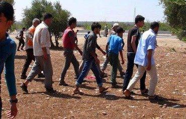 داعش بەهەڕەمەکی دانیشتوانی باب دەستگیردەکات