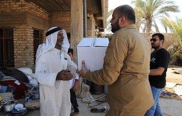 Les retours des déplacés de Falloujah s'accélèrent