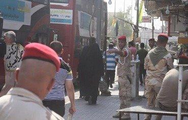 L'Irak réduit les points de contrôle de sécurité à Bagdad