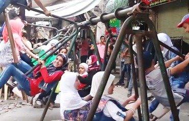 الأمل بالسلام مستمر بالرغم من فشل الهدنة في سوريا