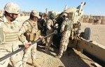 القوات العراقية تطرد داعش من جزيرة حديثة