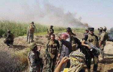قوات عشائر الأنبار تقتل 4 قادة في تنظيم داعش