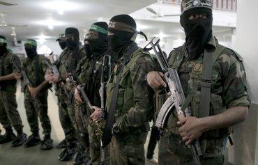 حماس طرح های ایران را برای گسترش کنترل در سوریه به پیش می برد