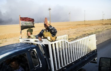 Iraqi forces capture 25 villages from ISIL as gunmen attack Kirkuk