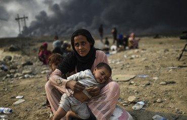 Vague d'atrocités de l'EIIL signalée près de Mossoul