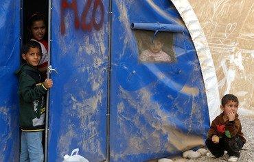 L'EIIL exécute des centaines alors que les forces irakiennes libèrent 1000 captifs près de Mossoul