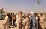 إجراءات في الرمادي لمنع تسلل عناصر داعش