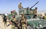 واکنش سریع: نیروی های ویژه عراقی در نبرد موصل پیشروی می کنند
