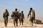 ئۆپەراسیۆنی 'توڕەیی فورات' بەردەوامە بۆ رزگارکردنی رەققە لەدەست داعش