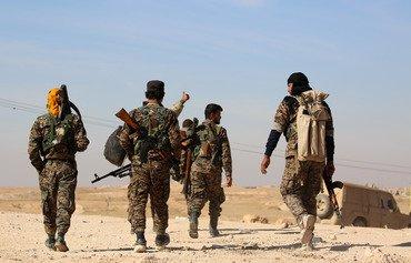 عملیات «خشم فرات» برای آزادسازی الرقه از دست داعش در جریان است