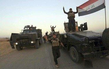 داعش تترك مقاتليها الأجانب محاصرين في الموصل