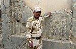 Iraq faces arduous task of restoring Nimrud
