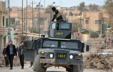 Iraqi forces demonstrate professionalism in Mosul battle