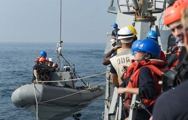 US Navy in Gulf boosts regional stability: experts
