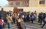 Hundreds flock back to school in Ninawa's liberated areas