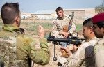 Iraqi successes reflect training, determination